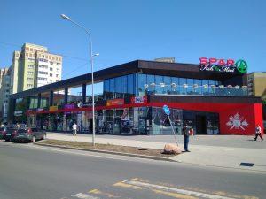 Спар в Калининграде