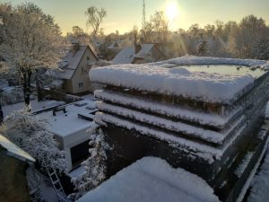 система вентиляции зимой