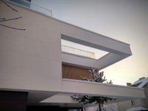 элемент наружного дизайна дома