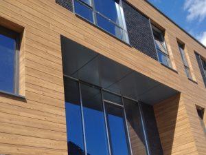 Дизайн современного фасада