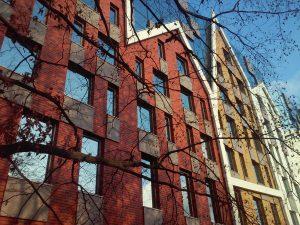 clinker tiles in outdoor design