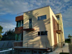 Стильный двухэтажный дом Калининград