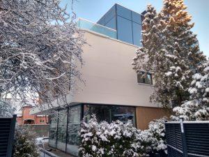 Дом современной архитектуры