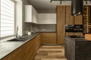 Кухонные столешницы из панелей fundermax